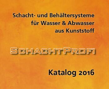 Schachtprofi Katalog 2016